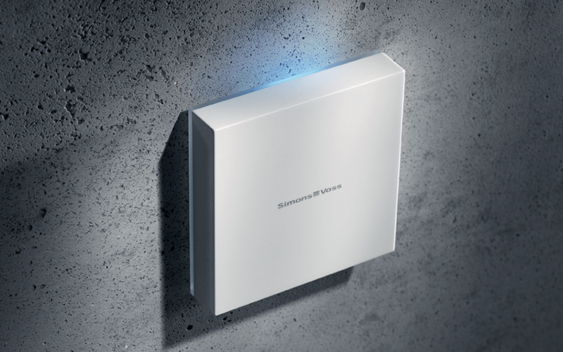 Dispositivi Digitali SimonsVoss%0A_0005_SmartRelais 3063_wall